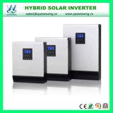 onde sinusoïdale pure d'inverseur solaire hybride de 3000va DC24V 3kVA