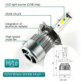 옥수수 속 칩을%s 가진 고품질 H4 H7 기관자전차 LED 헤드라이트 전구 30W 3000lm