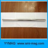 Ímã longo do Neodymium da barra do ímã do gauss 12000 para o filtro magnético