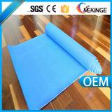 Trous pour le couvre-tapis de yoga de coup, couvre-tapis fait sur commande de yoga, caisse d'emballage de couvre-tapis de yoga