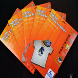 Бумага передачи тепла DIY для тенниски