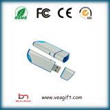 Venda por grosso de metal pendrive USB Flash Memory Stick USB de 16 GB