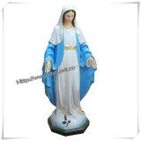 Het katholieke Hart van de Kerk van Jesus voor de Standbeelden van Kerstmis van Fabriek Polyresin (iO-Ca012)