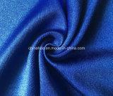 El llano de nylon brillante del Spandex se divierte la tela (HD1402253)