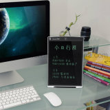 E-Escritor profissional por atacado placa de escrita de 12 polegadas para miúdos