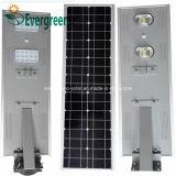 Éclairages LED extérieurs solaires de réverbère de réverbères de DEL