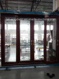 Woodwin neues Produkt-Holz und zusammengesetzte Aluminiumschiebetür