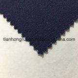 China Manufactory 100% algodón tejido resistente a la llama duradera para la ropa