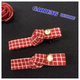 Farben-Baumwollband für Haar-Stifte Gpfj016