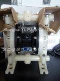 De PP 20mm operado de ar de alta pressão da bomba de diafragma