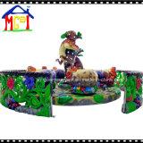 Напольная машина игрушки занятности веселая идет езда качания круга
