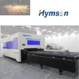 Machine de découpage de laser en métal de fibre d'acier inoxydable (