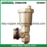 L'ottone personalizzato di qualità ha forgiato la valvola del cunicolo di ventilazione/valvola a gas (IC-3092)