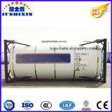 recipiente do tanque do transporte do tanque de GNL do gás 25m3 líquido