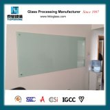 América Whiteboard magnético de cristal popular para la sala de reunión