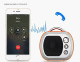 La scheda astuta di TF di figura della TV passa a chiamata libera l'altoparlante portatile senza fili di Bluetooth