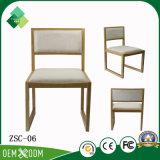 식당 (ZSC-06)를 위한 Foshan Shunde 가구에 의하여 덮개를 씌우는 의자