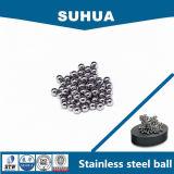 AISI 316 esfera de 2.5 rolamentos de esferas do aço inoxidável da polegada