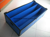 Boîte à ordures recyclable Boîte Corflute en polypropylène / Boîte de facturation