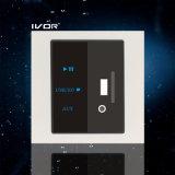 Schalter-Acrylmaterial des Decoder-MP3 (SK-AP101)