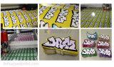 Supermercato di stampa di colore completo che fa pubblicità all'autoadesivo del pavimento della decalcomania di Vinly