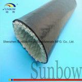 Gainer ignifuge doux résistant de fibre de verre de silicones de température élevée de Sunbow