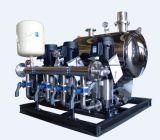 Equipo de abastecimiento de agua municipal
