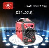 Soldador do inversor de IGBT com Ce (IGBT-120MP/140MP/160MP)