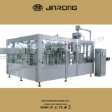 Machine recouvrante remplissante de lavage de négatif automatique