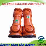 SWC konzipierte Kardangelenk-Welle für Gummi- und Plastikmaschinerie