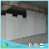 Interiore/el panel de pared aislado decorativo exterior de la espuma del emparedado del poliuretano EPS para el hotel/la construcción/el lugar públicos de la hospitalidad
