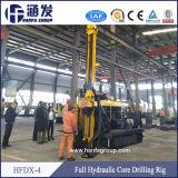 Hydraulische Boor van de Rots van het Kruippakje hfdx-4 de Machine van de Boring van de Kern voor Verkoop!