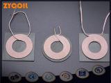 Unterschiedlicher Typ Luft-induktiver drahtloser Aufladeeinheits-Ring
