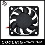 45mm 4510 DC ventilador sem escovas UL cUL RoHS aprovado ventilador de refrigeração DC