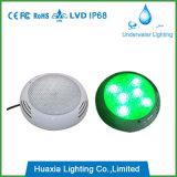 Indicatore luminoso subacqueo della piscina del LED riempito resina