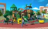 Parque Infantil Exterior de alta qualidade com Novo Design Slide de equipamento