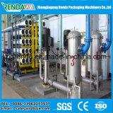 음식 수평 물 처리 장비 RO 시스템 자동적인 물처리 공장