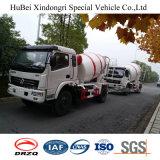 camion della betoniera di 4-6cbm Dayun con Cummins Engine