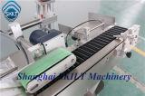 Máquina de etiquetas horizontal personalizada da pena da etiqueta de Skilt