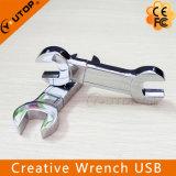 Movimentação creativa feita sob encomenda do flash do USB da chave do metal do presente (YT-1260)