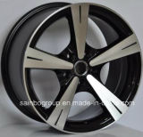 Roda quente da liga do carro modelo do Sell F86190