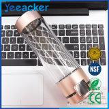 Venta caliente rico en hidrógeno comercial hexagonal de la máquina de agua alcalina