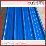 Folha do telhado para os materiais de telhadura de aço da cor