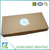 Brown Kraft Caja de cartón liso para vela