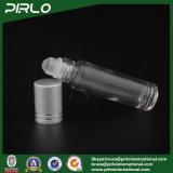 rullo di vetro glassato o libero di 10ml sulla bottiglia con la protezione di vetro del metallo e del rullo
