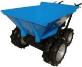 Chariot Mini Dumper Chinoise Type de remorque Semi-remorque Dump
