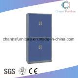 Hoge Quaity Blauwe Kleur 4 het Kabinet van het Dossier van het Metaal van het Bureau van de Deur met Sleutel