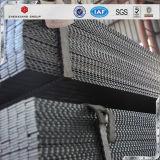 Q235 Grating Material de acero Serrated Flat Bar