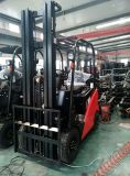 Quatre roues chariot élévateur électrique 2.5ton