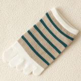 Zehe-Socke des Baumwollebequeme heiße Verkaufs-fünf